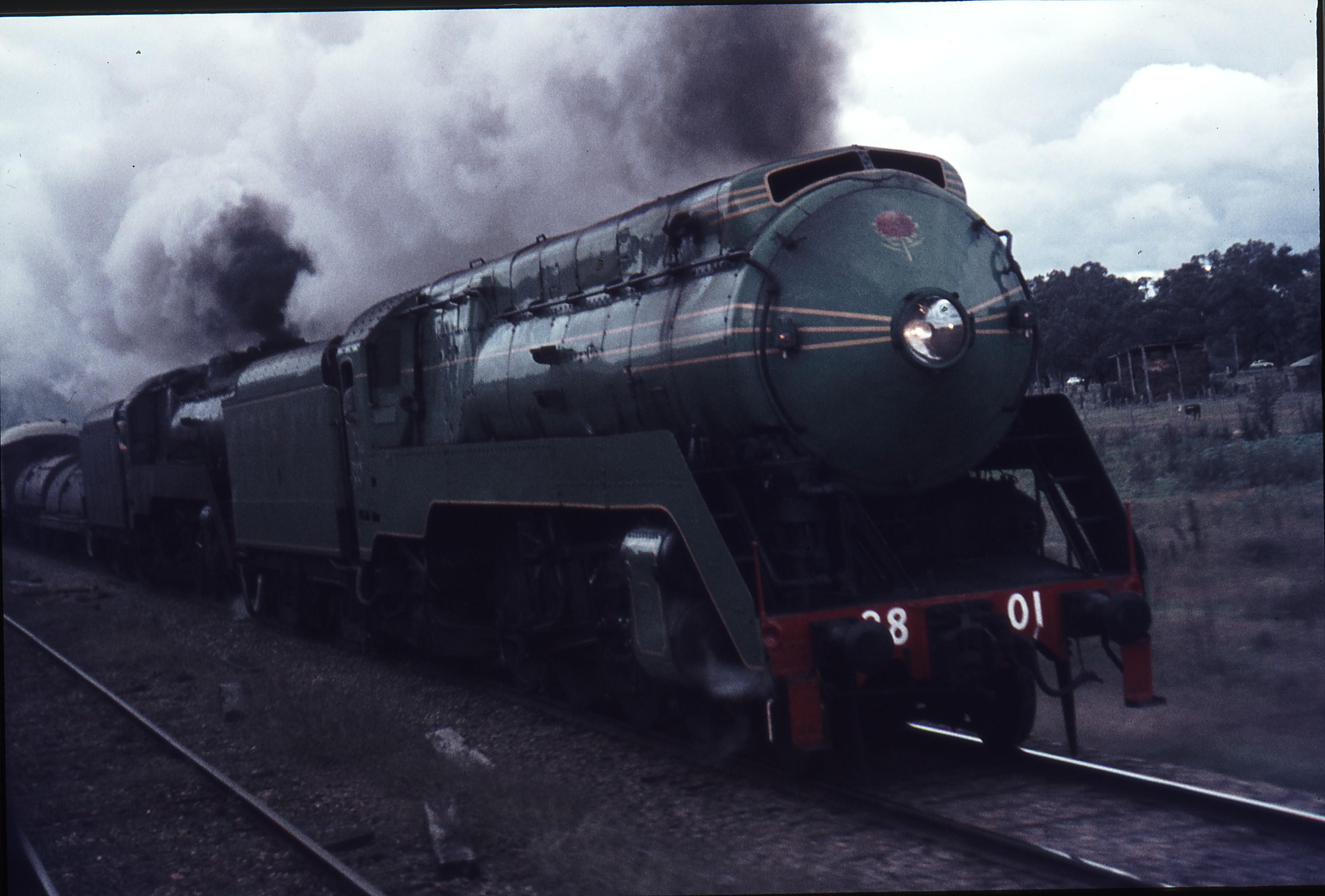 Weston Langford - 112398: Baddaginnie Up RTM Special 3801