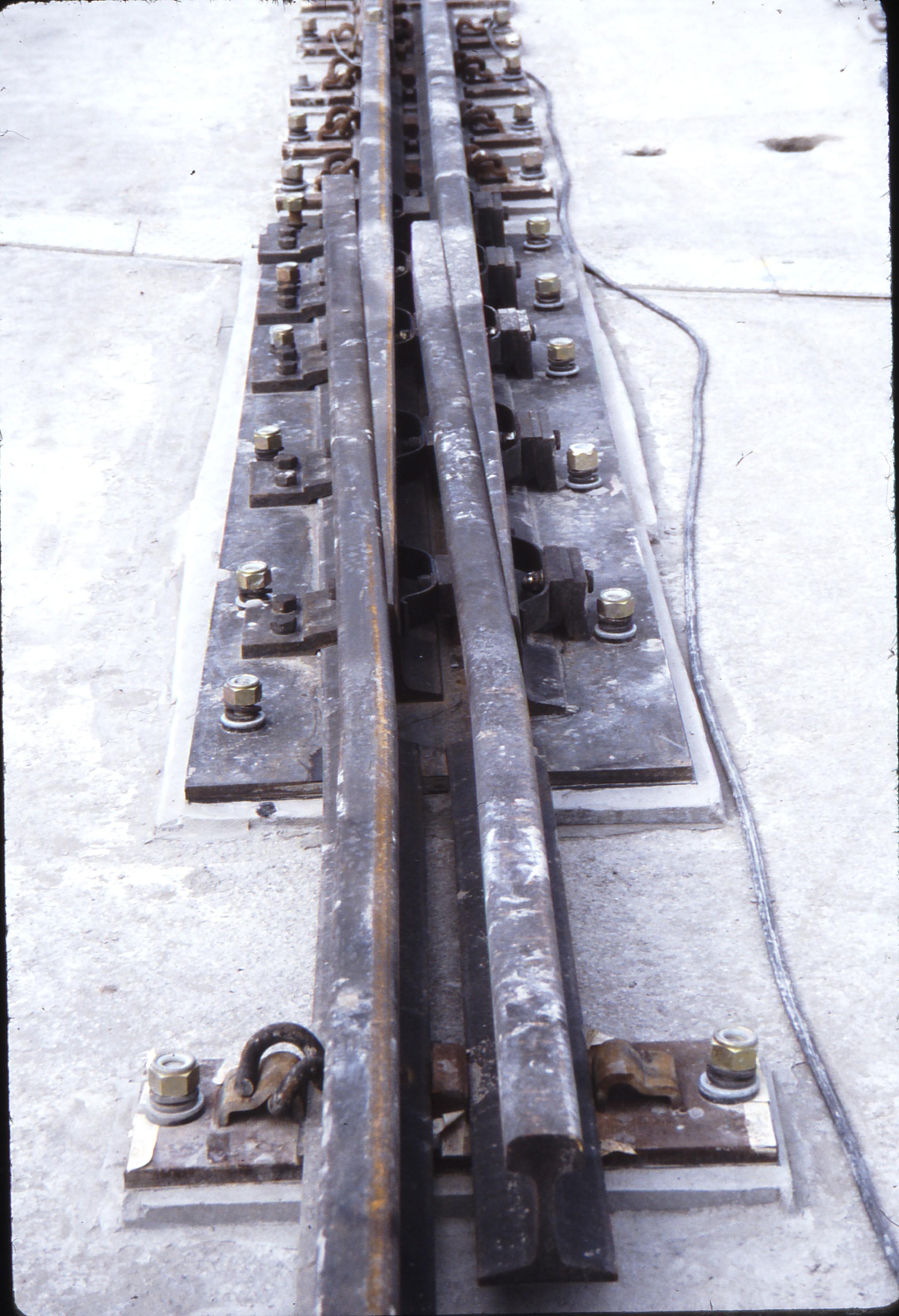 Weston Langford115514: Webb Dock Rail Link Yarra River