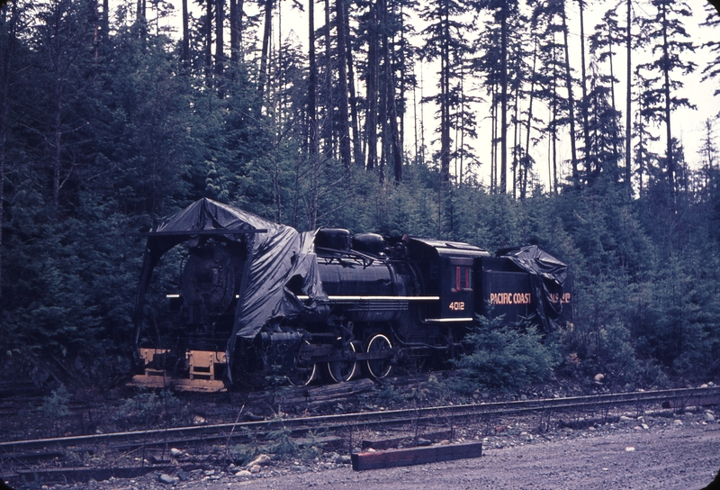 110179: Near Nanaimo River Mill BC former Pacific Coast Terminals 4012