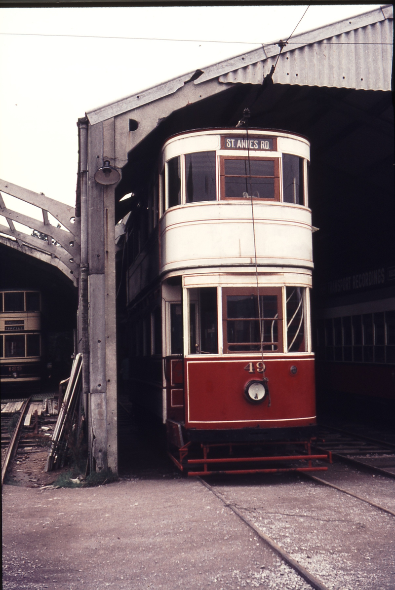 111382: Crich DBY Tramway Museum Blackpool 49