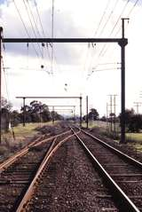 116590: Moe Limit of Double Track Looking towards Melbourne