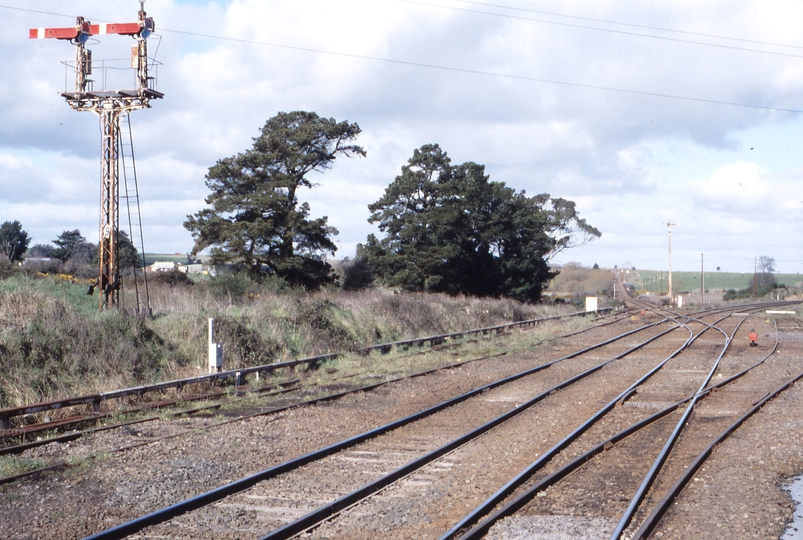 117345: Warrenheip. Looking towards Melbourne and Geelong