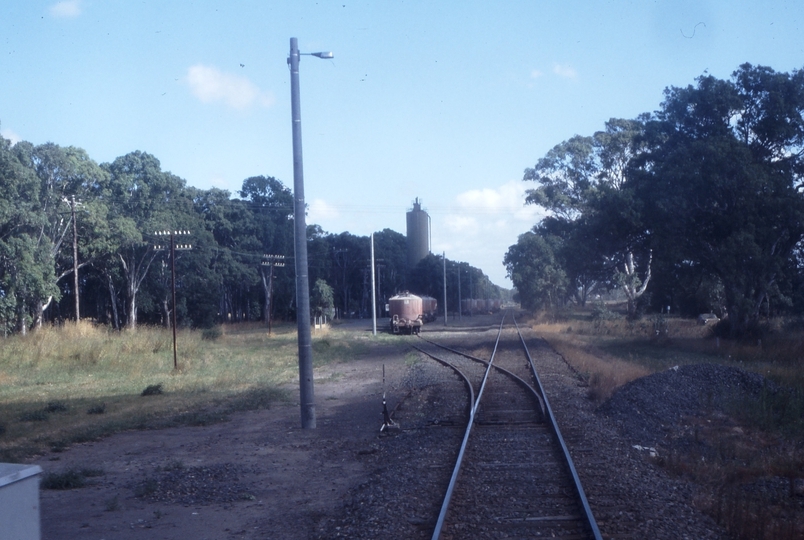 117424: Lyndhurst Looking towards Melbourne