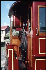 125355: Museum of Transport and Technology Sydney Steam Tram Motor 100