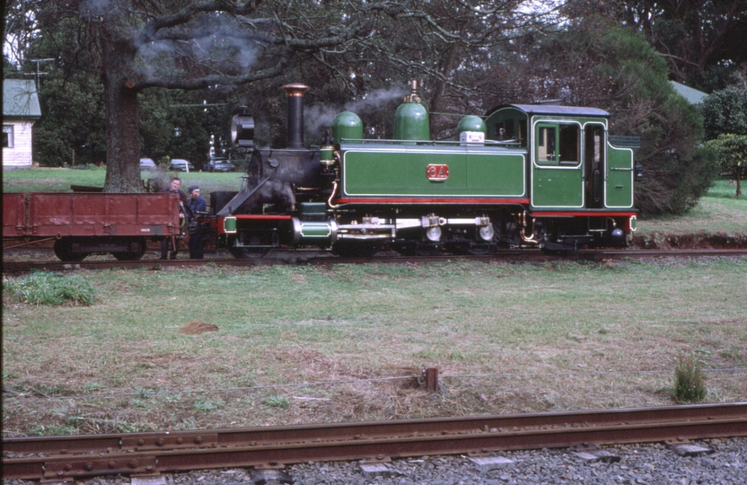 127556: Menzies Creek Stabled 40th Anniversary Special 6A