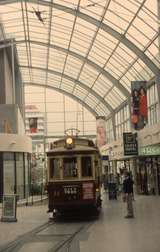 131455: Christchurch Tramway Cathedral Junction Dunedin No11 (Trailer 18),