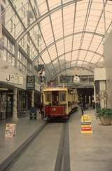 131456: Christchurch Tramway Cathedral Junction (Dunedin No 11 ), Trailer 18