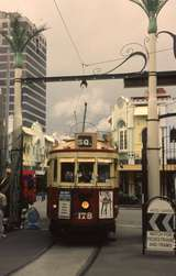 131458: Christchurch Tramway Cathedral Junction Christchurch No 178