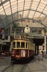131460: Christchurch Tramway Cathedral Junction Christchurch No 178