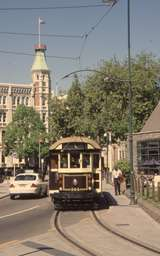 131817: Christchurch Tramway Cathedral Square W2 244