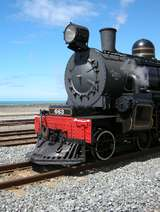 136039: Oamaru Up Main Line Steam Trust Special Ab 663 (Jb 1236),