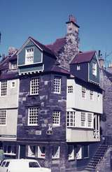 401427: Edinburgh Scotland John Knox's House
